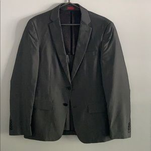 John Varvatos -Two Button Notch Lapel Suit Jacket